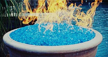 3 Unconventional Uses for Fire Glass