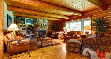 Why Rustic Cabin Decor Is the New Trend This Year