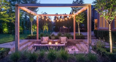 Ways In Which Pergolas Can Enhance The Beauty Quotient Of Your Garden