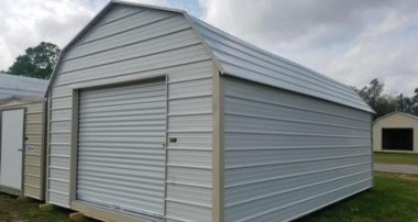 Aluminum Roll Up Doors Houston TX For Storage Sheds