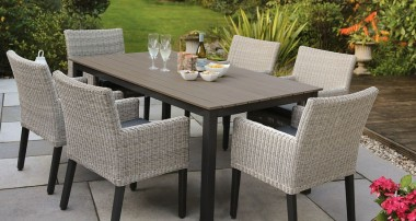 All weather furniture for garden – best furniture for a long time