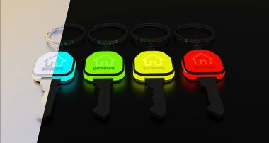Choose Self-Automated LED Key To Get Easy Access With Style