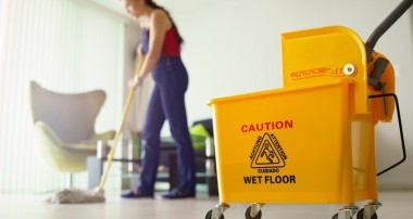 Hiring the professional cleaners London is the right way to go about it