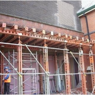 Prop up the Structures of Your Building Site Immediately